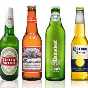 Cerveza extranjera